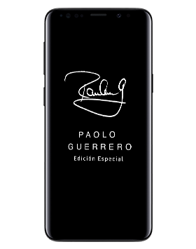 Samsung Galaxy S9+ 128GB Edición Paolo Guerrero