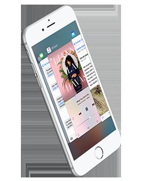 Apple iPhone 6s 32GB + iPad mini 4