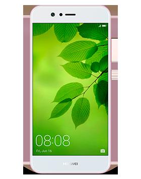 Huawei P10 Selfie Rosado