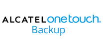 Alcatel Onetouch Backup