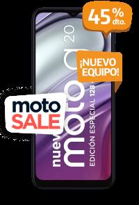 Motorola G20 SE