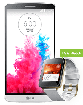 G3 + G Watch