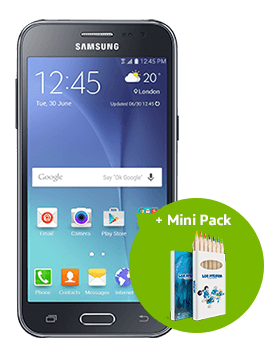 Samsung Galaxy J2 + Mini pack