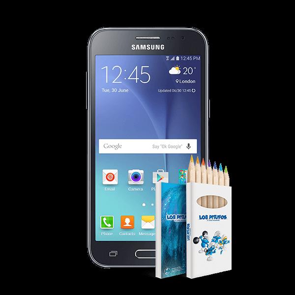 Samsung Galaxy J2 + Mini pack