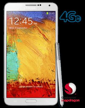 Galaxy Note 3 N900W8