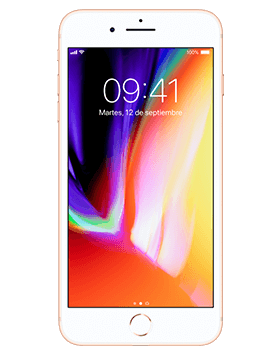 e1edb03fc4e Apple iPhone 8 Plus 64GB Precio y Características | Catalogo Movistar