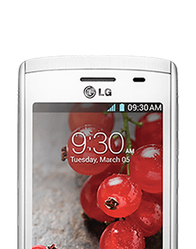 Optimus L1 II E410