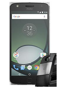 Comparar Motorola Moto Z Play XT1635 + Proyector