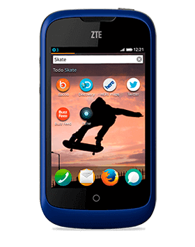 liberar zte open movistar card, Support
