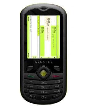 Alcatel OT-606A