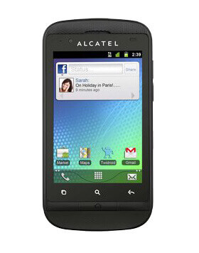 Alcatel OT-918