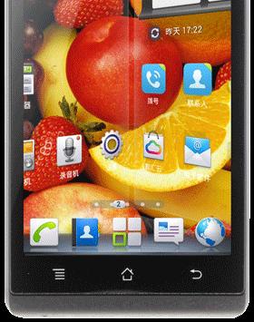 Huawei Ascend P1 U9200