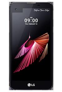 Comparar LG X SCREEN K500H