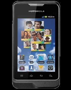 Motorola MotoSmart XT389