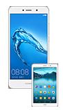Comparar Huawei Y7 + Tablet MediaPad T1